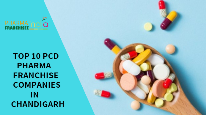 Top 10 PCD Pharma Franchise Companies in Chandigarh