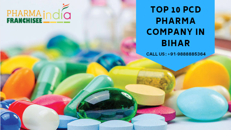 Top 10 Pcd Pharma Company in Bihar